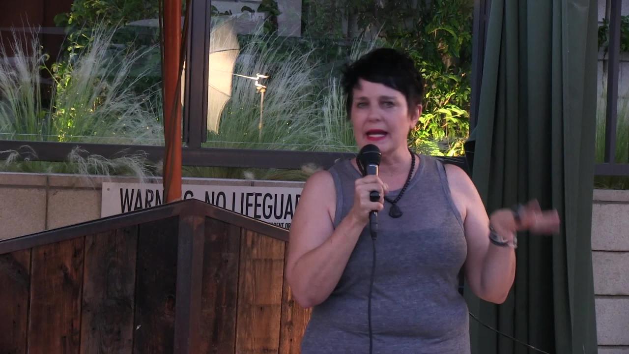 Paula Walters StoryTellers ARRIVE