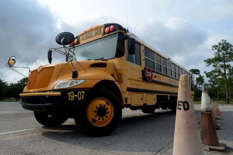 school bus driver license florida