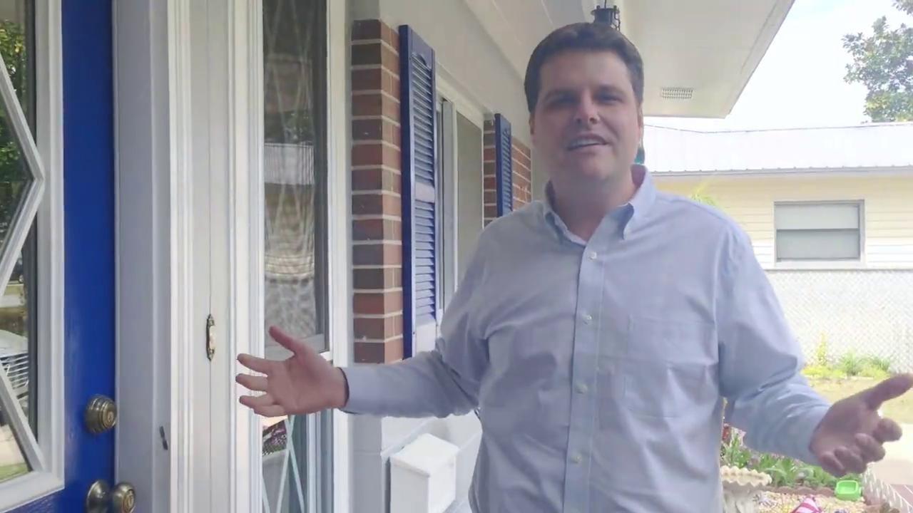 Rep. Matt Gaetz announces run for Congress