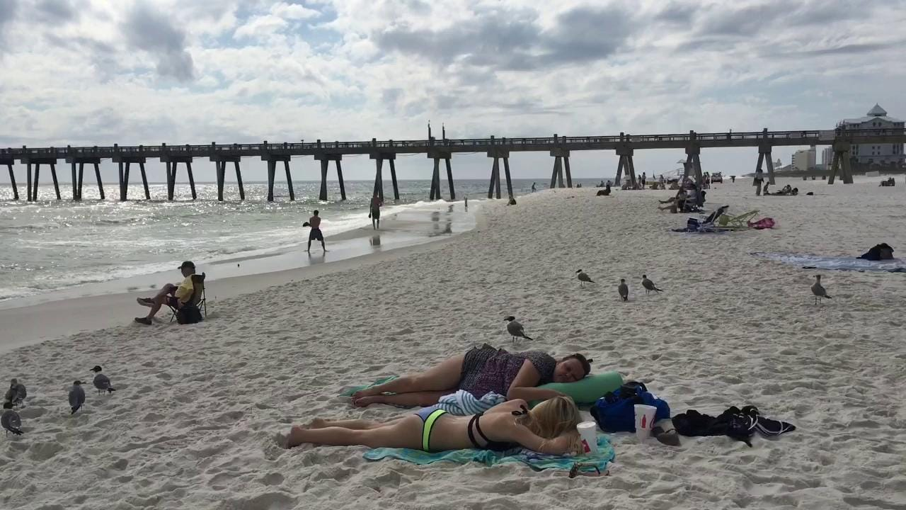 Rescuers Urge Beach Visitors To Be Safe