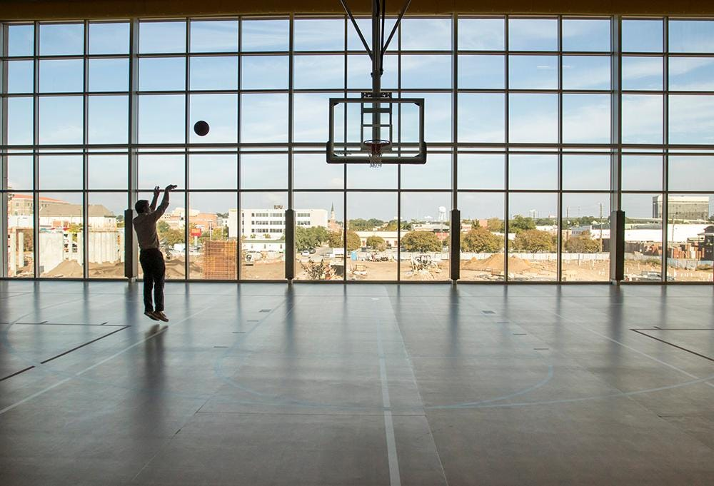 Video tour of the downtown YMCA