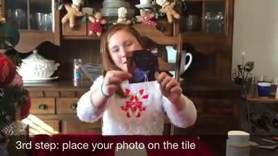 PNJ 12 Days to Christmas: photo coasters