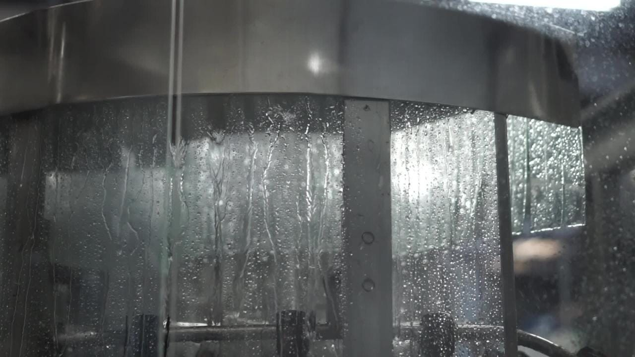 Watch: Gulf Coast Brewery bottling walkthough