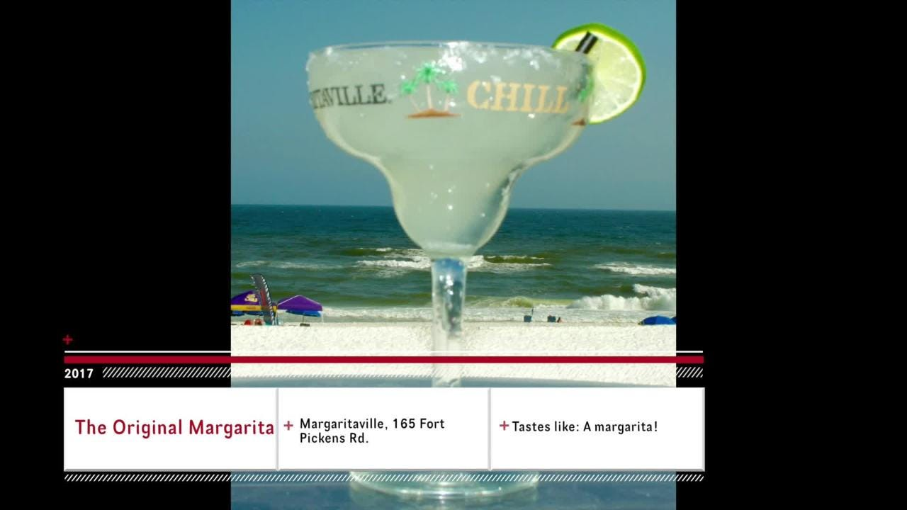 Try these five drinks if you find yourself out at Pensacola Beach.