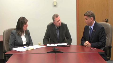 VIDEO: Gipson, Serino offer clear choice on issues