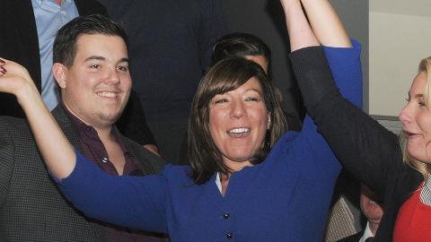 VIDEO: 41st state Senate District: Serino defeats Gipson