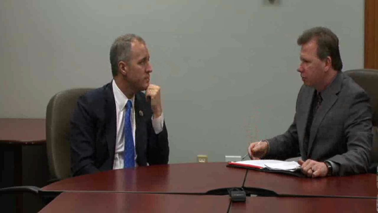 REPLAY: Rep. Sean Patrick Maloney editorial board