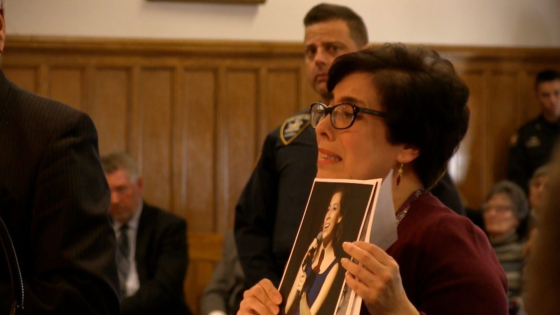 Boeck sentenced 7 to 21 years for drunk driving deaths