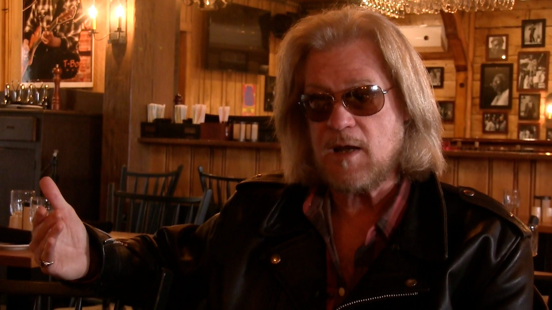 Daryl Hall Talks Business Poughkeepsie