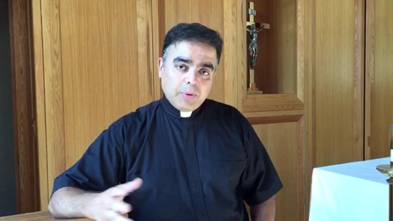 Local priest to help Pope with Mass