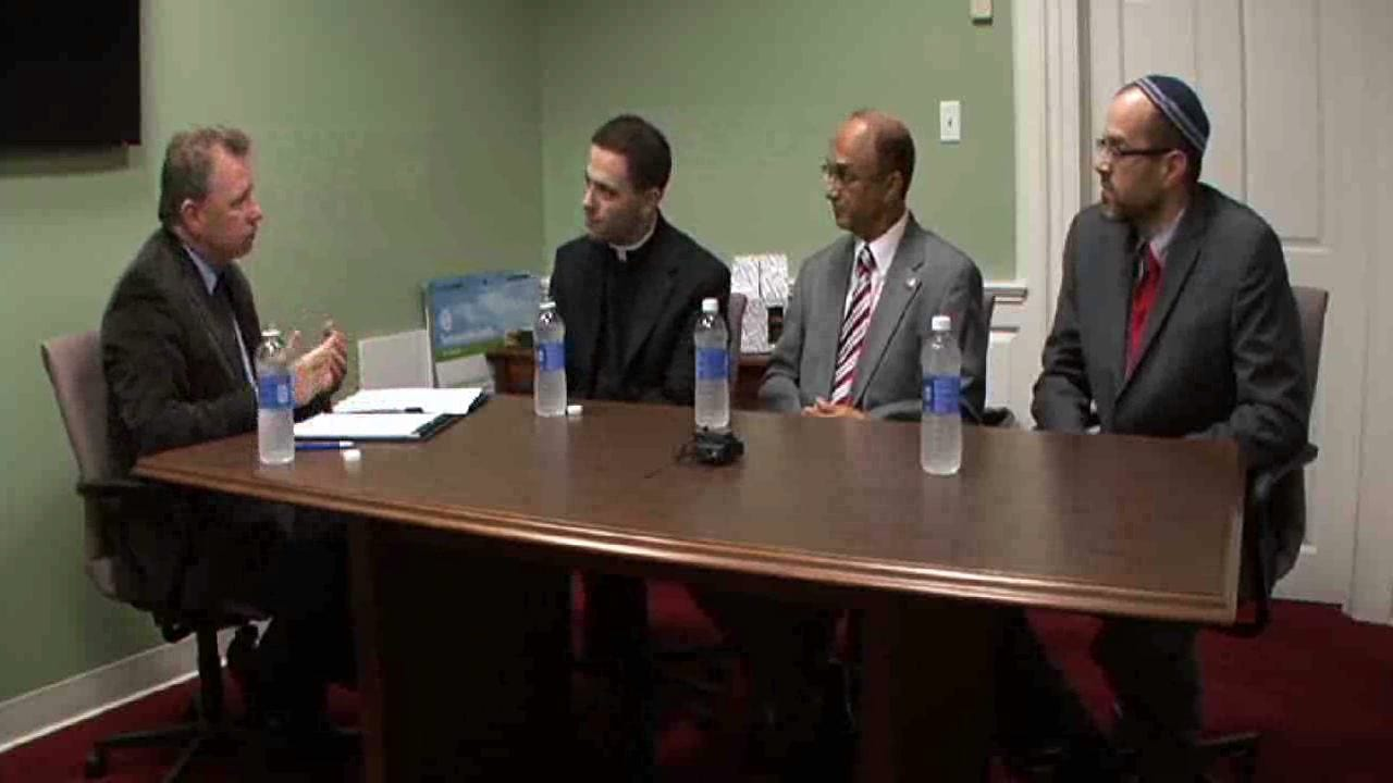 VIDEO: Interfaith discussion displays commonality among religions