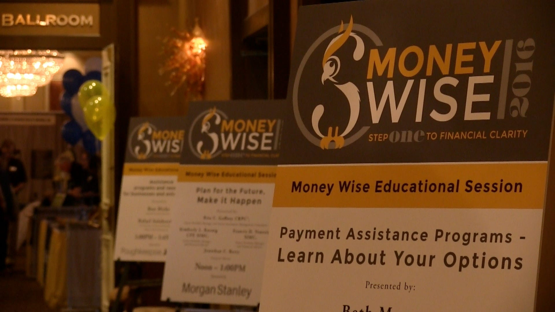 Money Wise Expo brings widespread praise