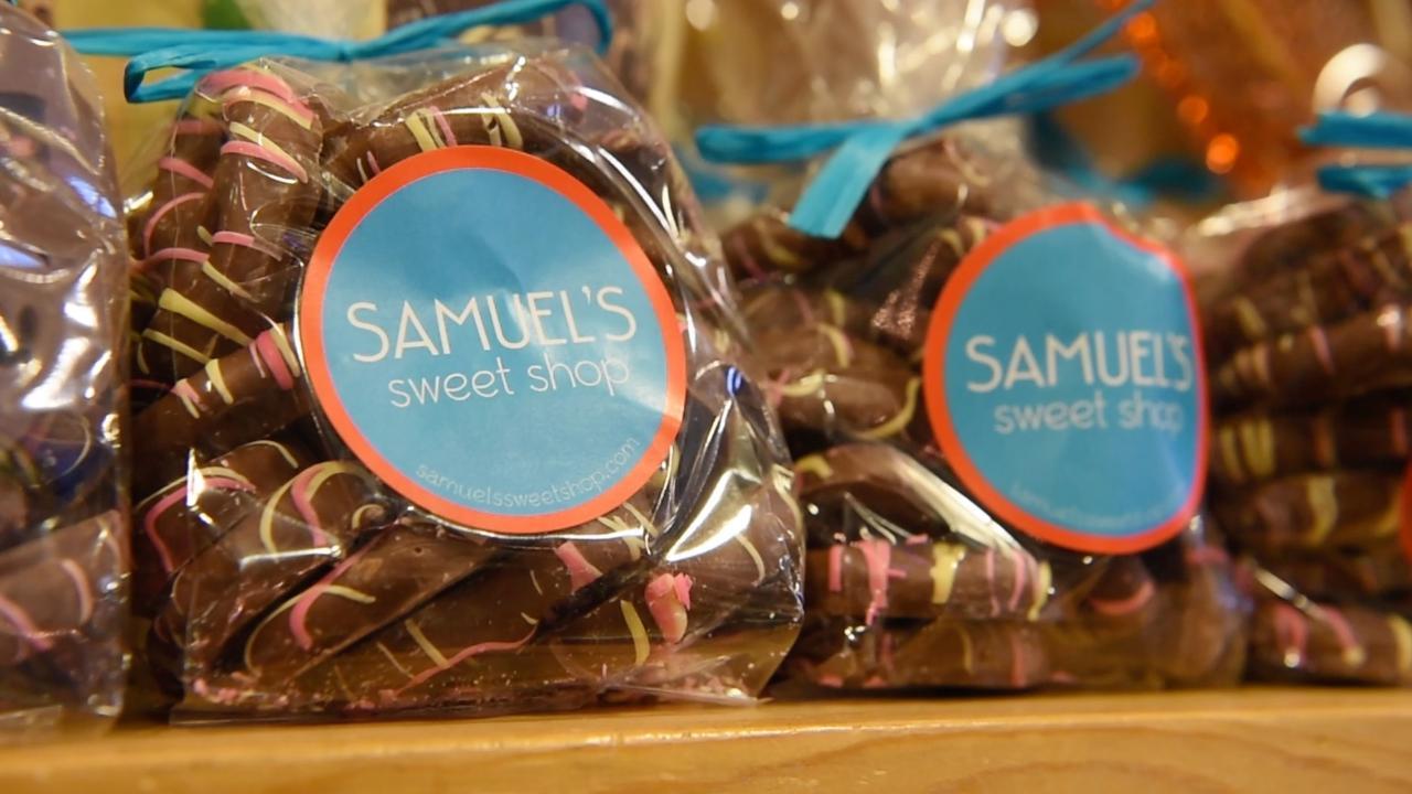 Rhinebeck's Samuel's Sweet Shop brings nostalgia, celebrity