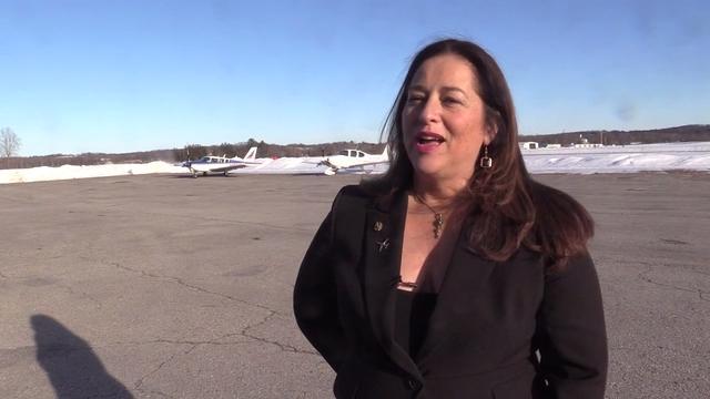 Video: Susan Sullivan-Bisceglia, Women's History Month Trailblazer