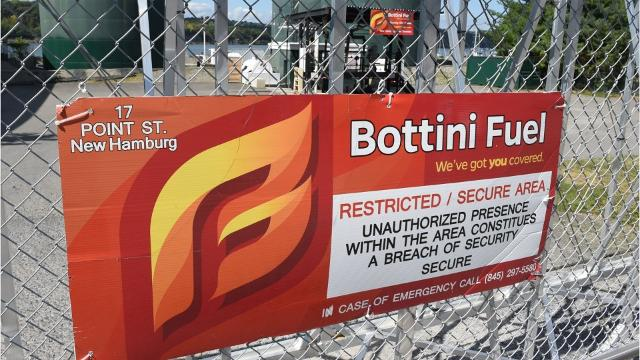 A federal judge has approved a settlement agreement between the Bottini Fuel Co. and the Town of Poughkeepsie.