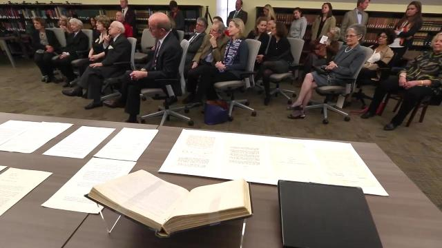 Video: FDR Library launches Holocaust collection