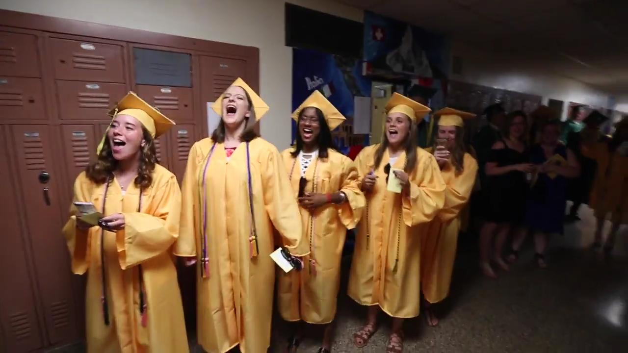 Franklin D. Roosevelt High School Graduation Friday, June 23, 2017