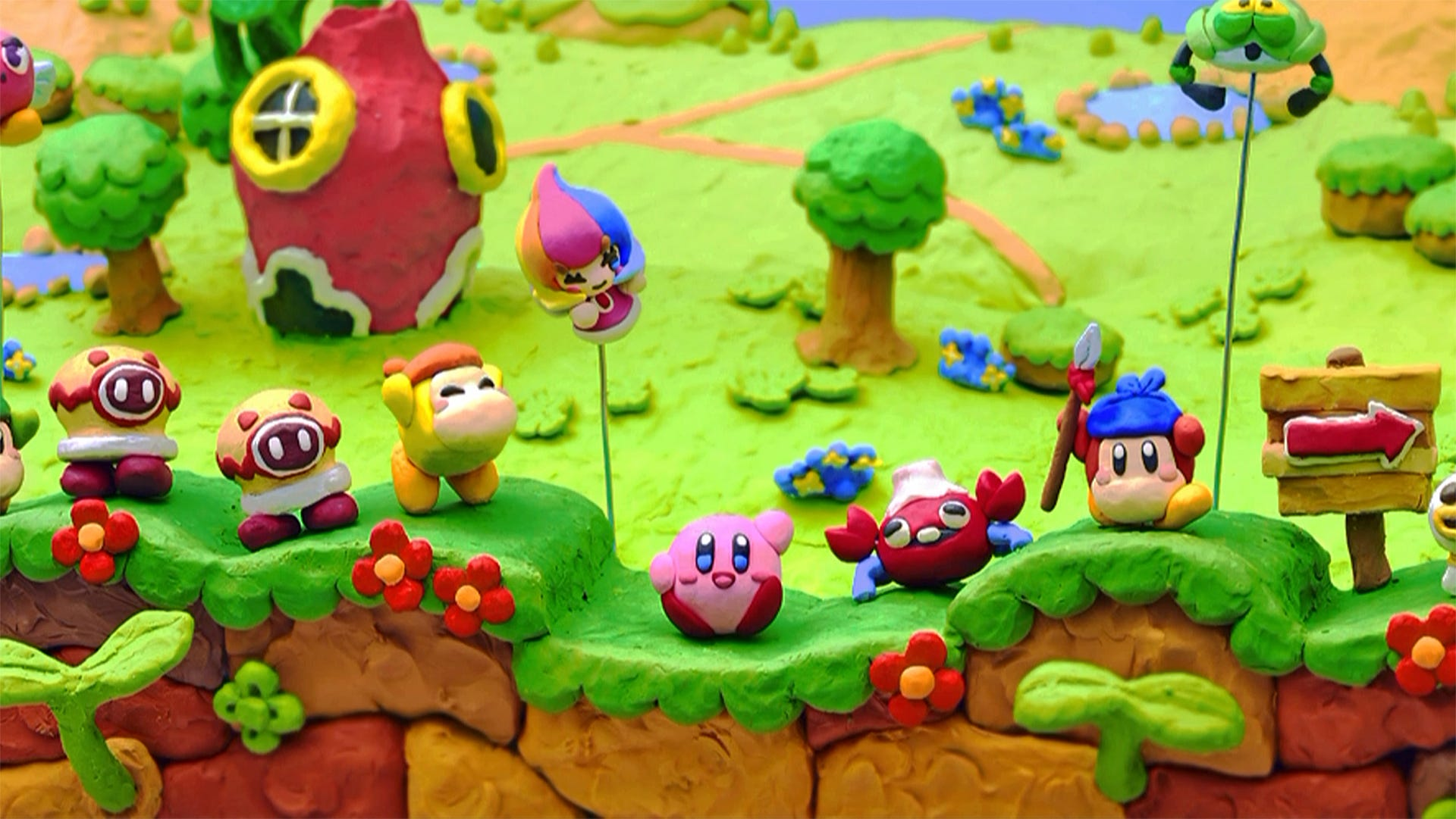 Video review: Kirby and the Rainbow Curse | Technobubble