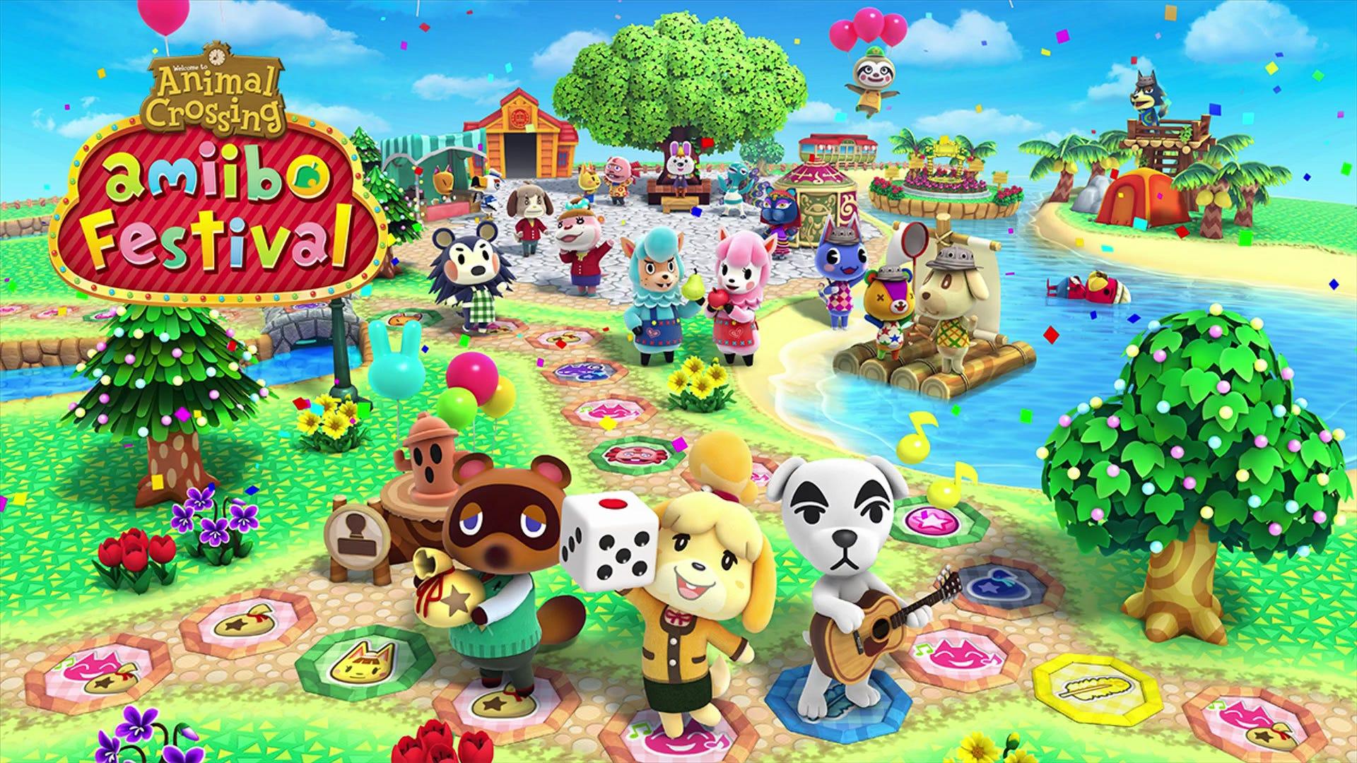 Technobubble: Animal Crossing Amiibo Festival Bundle unboxing video