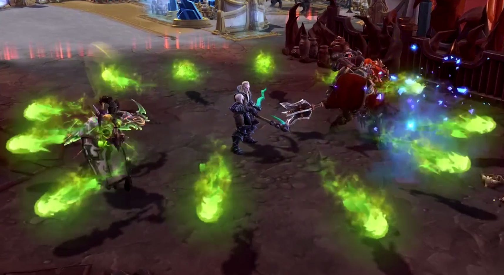 Technobubble 15 Questions With Blizzard About Heroes Of The Storm S Xul As part of the latest heroes of the storm updates, big ol' spooky boi xul found himself some new buffs. video heroes of the storm xul spotlight technobubble