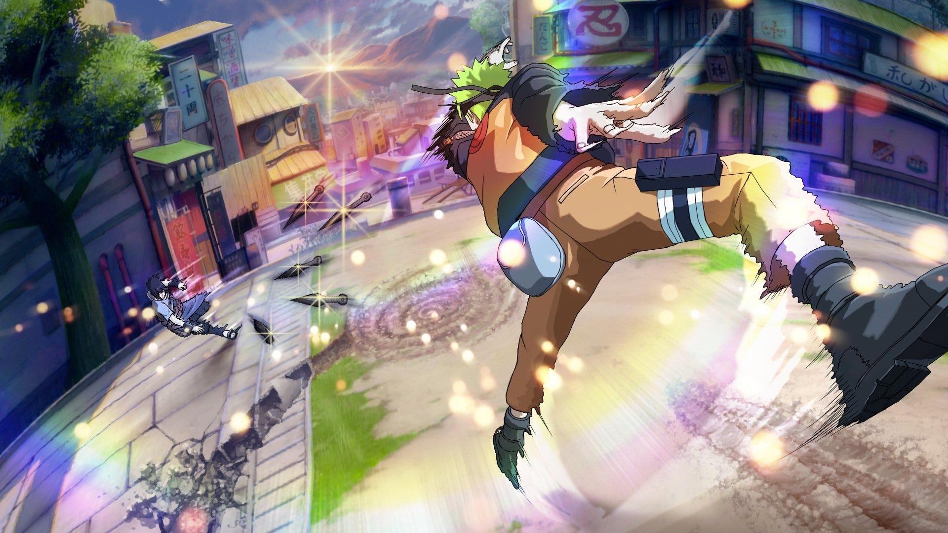 Naruto Shippuden: Ultimate Ninja Storm 4 review | Technobubble
