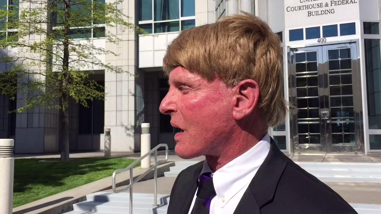 Attorney Defends Richie West After Court Hearing Friday