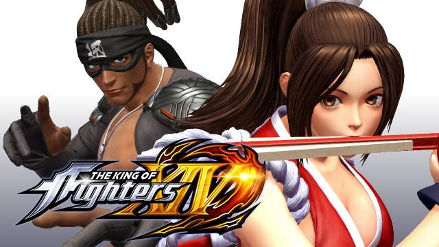 Buster Wolf King Of Fighters Xiv Review Technobubble