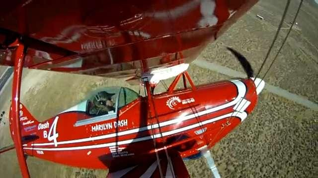 Enjoy Go Pro footage as pilot Marilyn Dash participates in the Reno Championship Air Races.