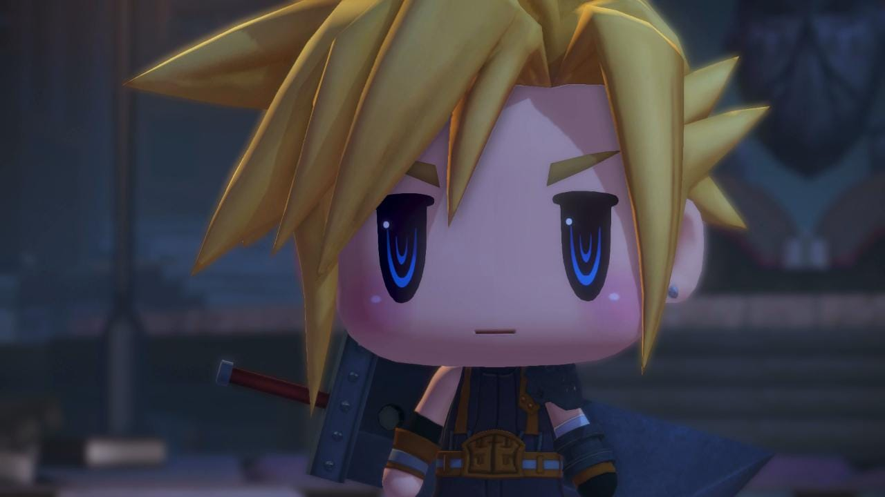 Technobubble: World of Final Fantasy Video Review