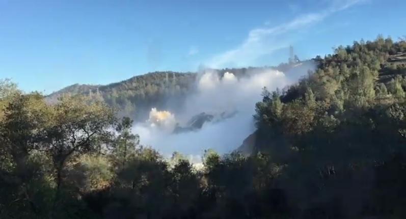 Watch: Oroville Dam crisis update