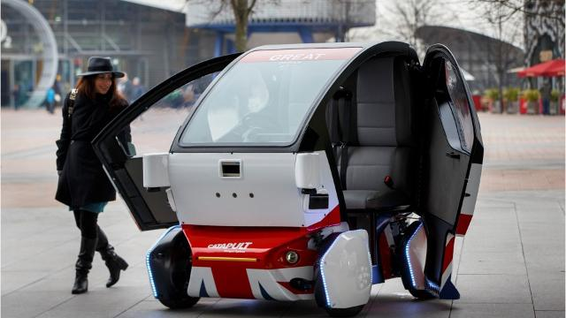 4 million jobs are under threat as driverless cars rapidly turn from utopian dream into everyday reality.