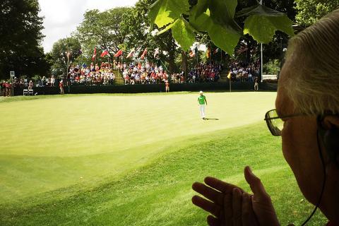 An emotional day at Monroe: Saying farewell to the LPGA