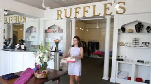 Ruffles Boutique owner forms her dream