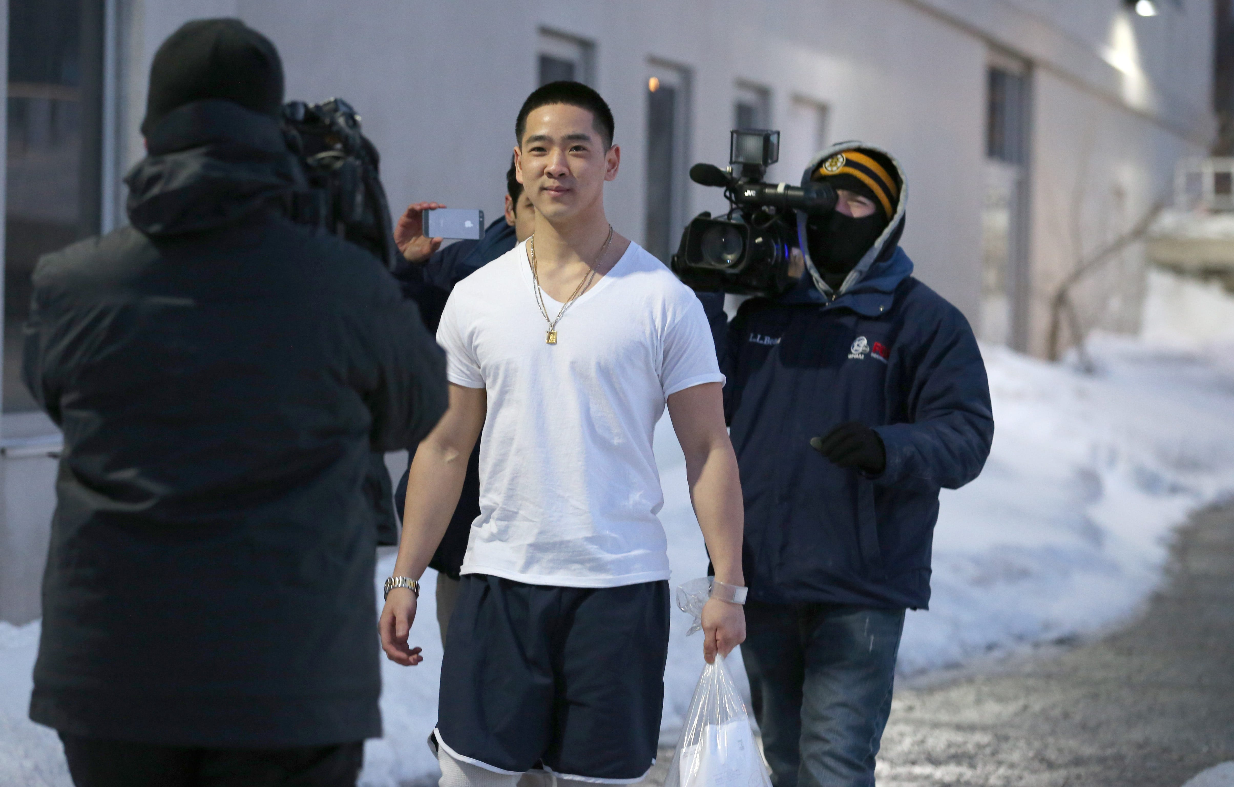 Charles Tan will not testify in trial over dad's killing