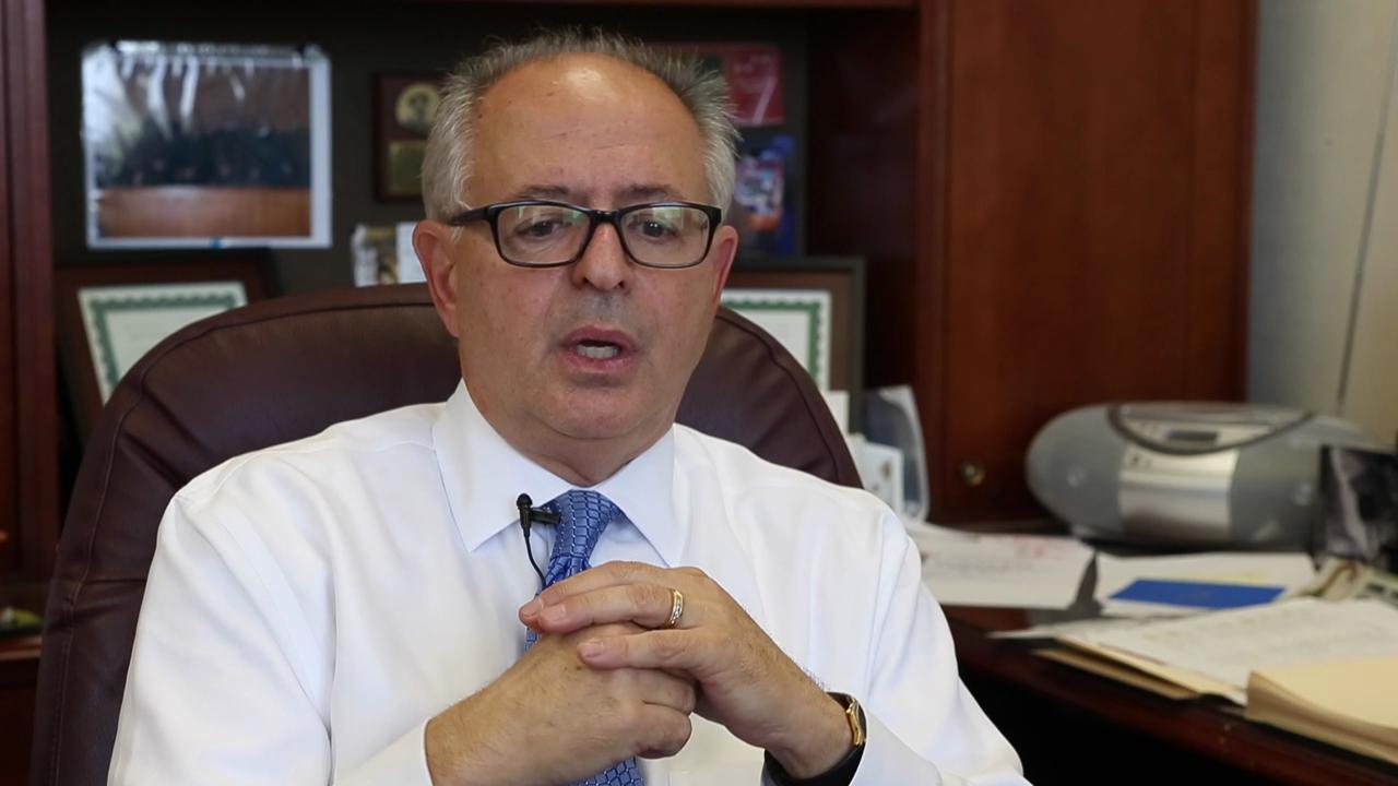 Piampiano on dismissing the jury