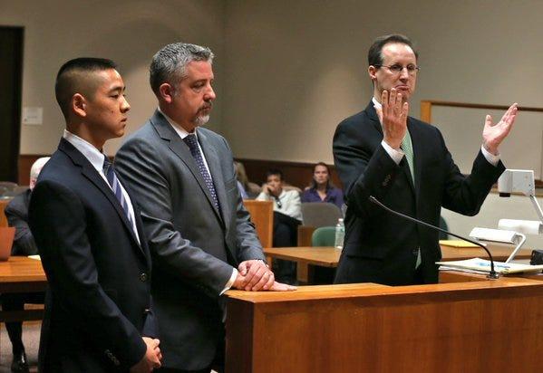 Judge Piampiano threatened to arrest Tan trial prosecutor