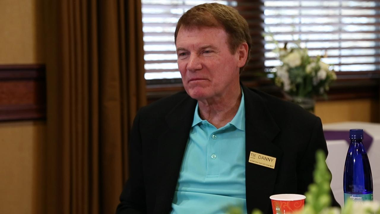 The Democrat & Chronicle sits down with Nicole, Colleen and Danny Wegman