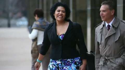 Judge Astacio enters plea of not guilty to DWI