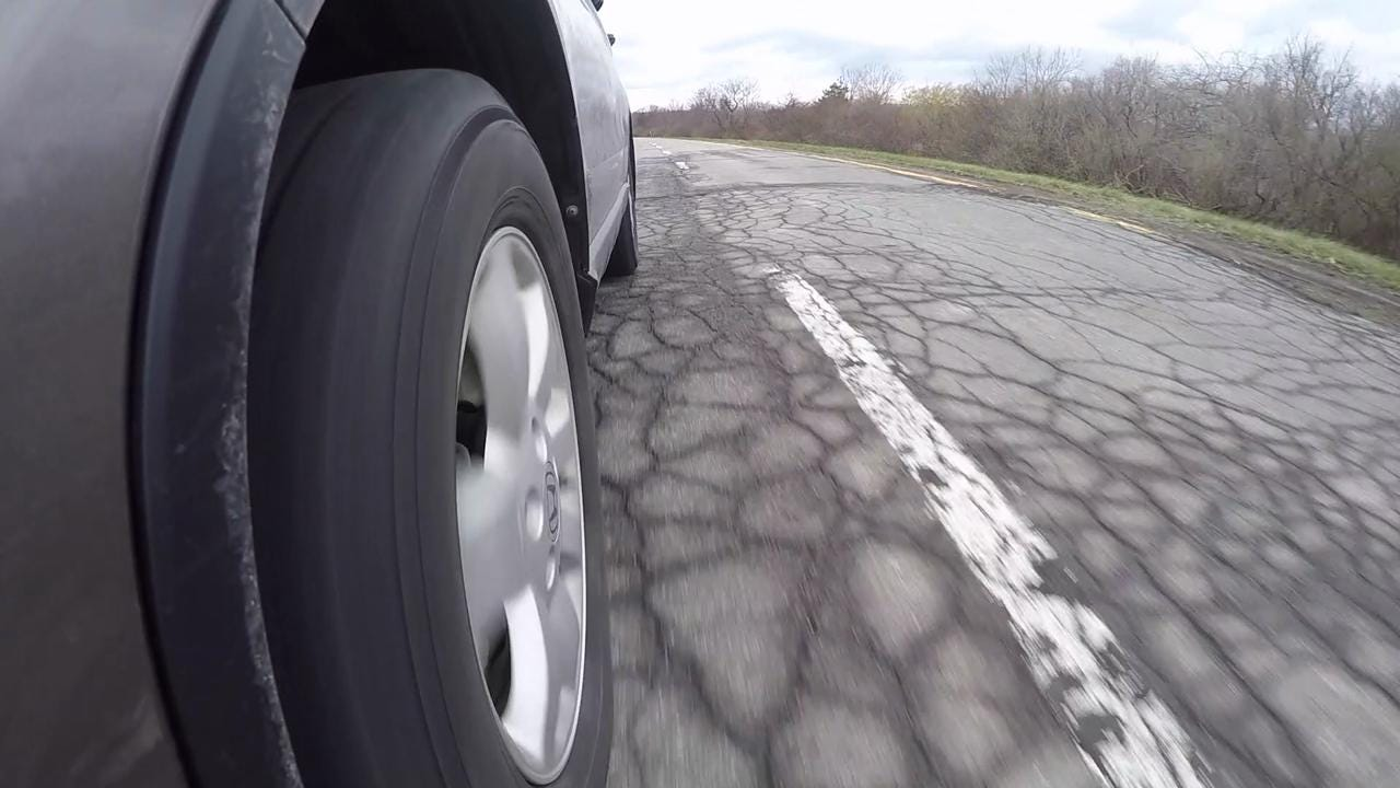File video: The Lake Ontario State Parkway needs repairs but might not get them. (May 4, 2016)