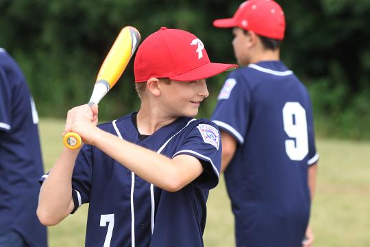 Penfield's 12 and under little league prepares for state game