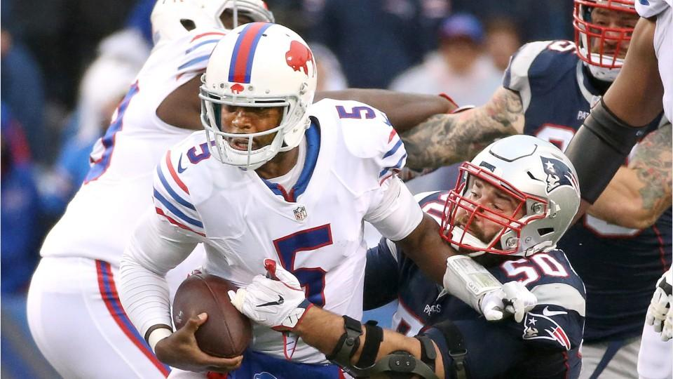 Bills report card:  D in their 41-25 loss against New England Patriots