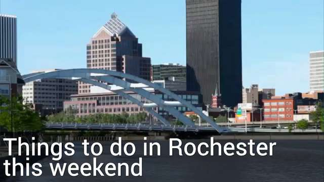 things to do in rochester this weekend
