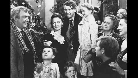 Jeff DiVeronica interviews Jimmy Hawkins, the actor who played one of George Bailey's sons in the Christmas classic, 'It's a Wonderful Life.' (Dec. 7, 2016)