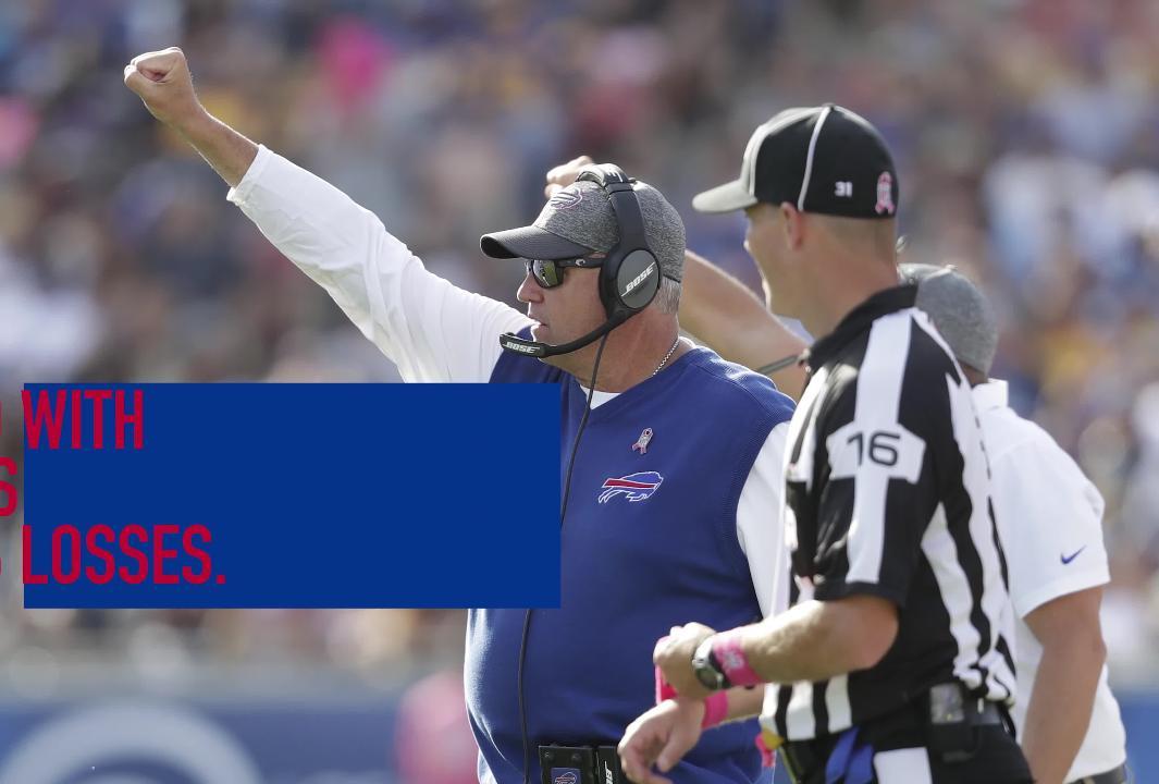 Buffalo Bills fire Rex Ryan