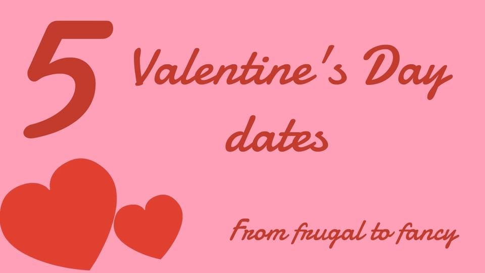 Valentine\'s Day dining for every relationship