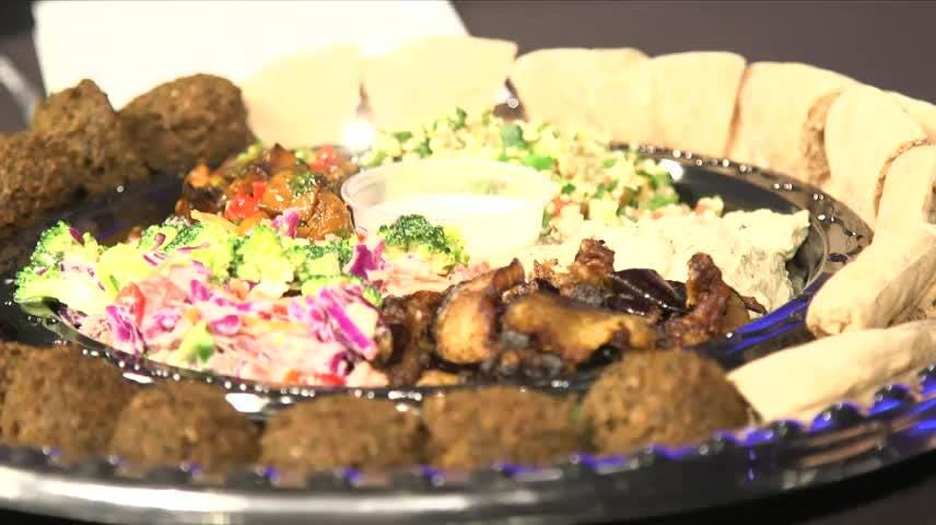 RahChaChow: Healthy eating at Sabra Grill