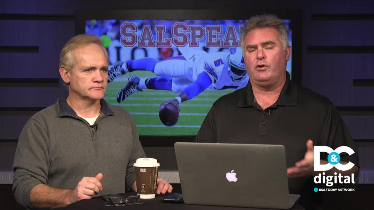 SalSpeak: Bills reboot, again.