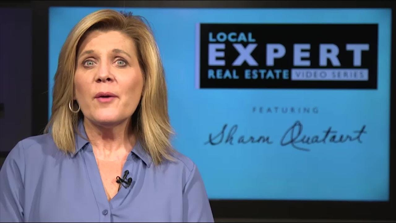 Sharon Quataert discusses tips for selling your home.