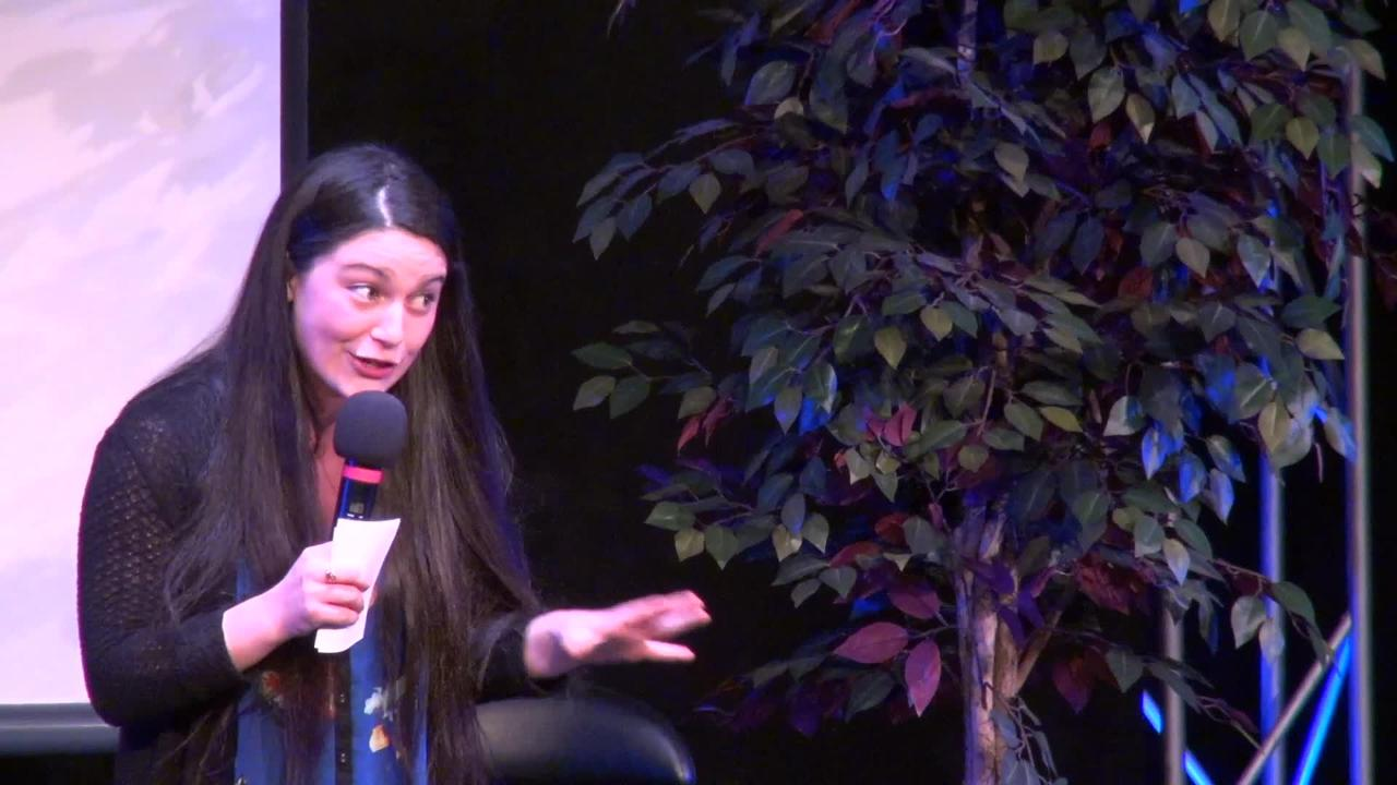 Rochester Storytellers Project-Olivia Lopez