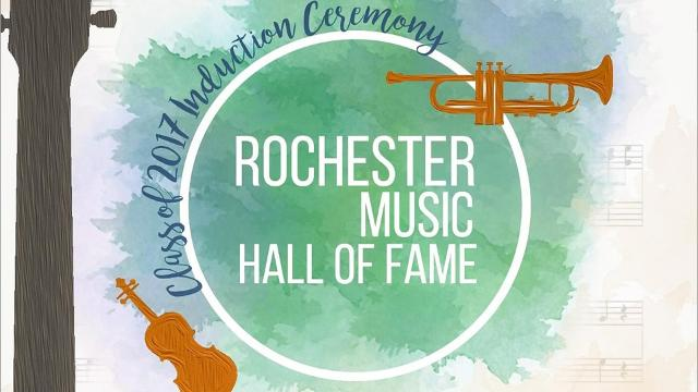 2017 Rochester Music Hall of Fame